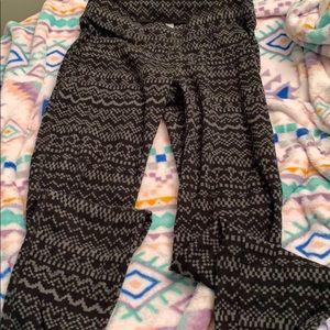 Columbia fleece leggings